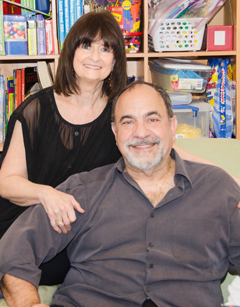 George and Patty Kousaleos
